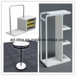Top Metal Clothes Display Shelf (GARMENT -1116) pictures & photos