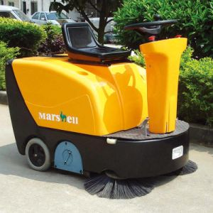 Electric Sweeper, Road Sweeper, Floor Sweeper Factroy for Sale (DQX6) pictures & photos