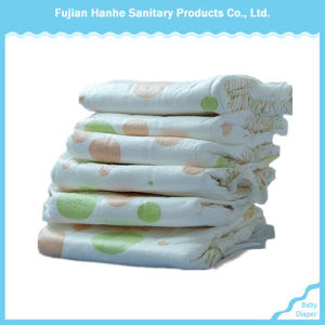 Fujian Factory Price Good Quality Disposable Baby Diaper