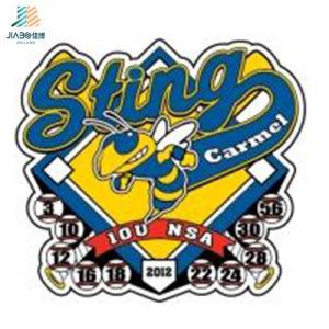 Customize Zinc Alloy Metal Baseball Lapel Pins for Sports pictures & photos