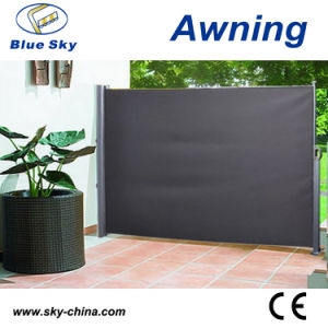 Indoor Aluminum Retractable Polyester Screen Awning (B700) pictures & photos