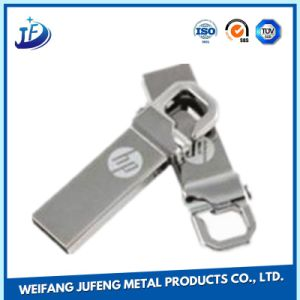 Custom Machining Tools Precision Metal Stamping Binder Clip of Stainless Steel pictures & photos
