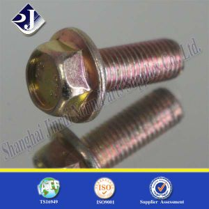 Bolt with Hex Flange Head Screw pictures & photos