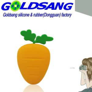 Hot Selling Silicone Carrot Key Bag/Coin Bag pictures & photos