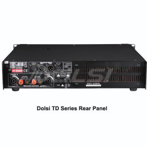 Td-360 PRO Audio Two Channel Power Amplifier pictures & photos