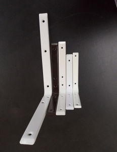 Galvanize Strengthen Triangle Metal Bracket for Holding with Size Optional