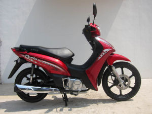 2015 New Model 125cc Cub Motorcycle with Aluminum Wheel