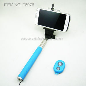 Bluetooth Remote Control Selfie Stick (T8076) pictures & photos
