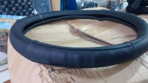 Leather Steering Wheel Cover pictures & photos