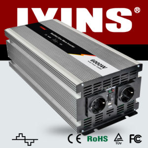 6000 Watt 12V/24V/48V DC to AC 110V/230V Solar Power Inverter pictures & photos