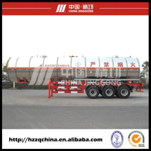 LPG Tank Truck with Semi Trailer for Sale pictures & photos