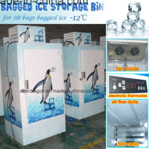 Bagged Ice Storage Bin for 362kg Ice Storing pictures & photos