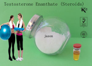 Safe Anabolic Steroid Test E Powder Testosterone Enanthate for Bodybuilder Supplement pictures & photos