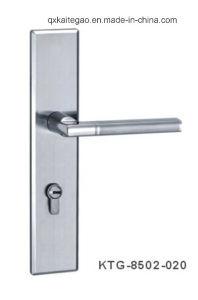 Satin Finish Hollow Door Lock (KTG-8502-020) pictures & photos