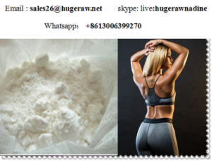 Builds Lean Muscle Steroid Hormone Raw Powder Clomid Clomiphene Citrate pictures & photos