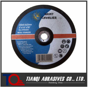 Grinding Wheel for Metal 230X7X22.23 pictures & photos