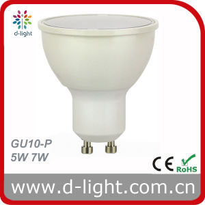 LED Spotlight GU10-P 7W 220-240V