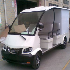 Marshell Manufacture Electric Mobile Food Car for Sale (DU-F4) pictures & photos