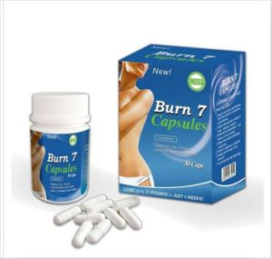 100% Authentic Burn7 Fast Weight Loss Pills Without Side Effect pictures & photos