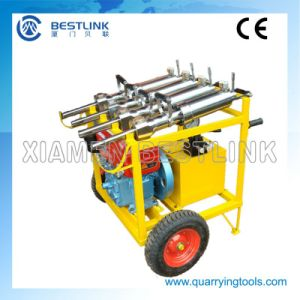 Pneumatic/Electric/Diesel/Gasoline Hydraulic Rock Splitter pictures & photos
