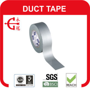 Grey Duct Tape or Cloth Tape with Strong Glue pictures & photos