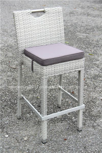 Outdoor Garden Rattan Wicker Leisure Bar Table and Chair pictures & photos