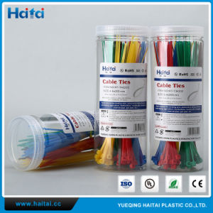 Haitai High Quality, Zip Tie Nylon 66, Twist Tie, Cable Tir for Car Use pictures & photos