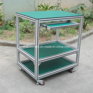 Good Quality Best Price Aluminum Frame Construction Worktable pictures & photos