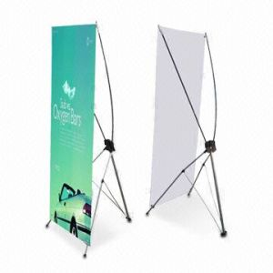 Hot Sale X Banner Used for Display and Advertising pictures & photos
