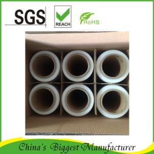 Strong Elongation Clear PE Wrapping Film pictures & photos