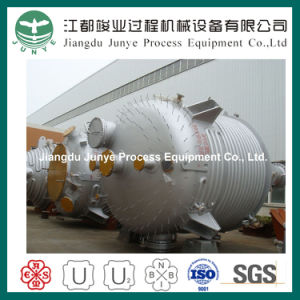 Stainless Steel Pressure Vessel with Half Pipe pictures & photos