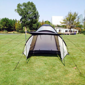 2 Persons Polyester Camping Tent (DT-009) pictures & photos