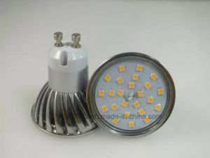New Dimmable 2835 SMD 5W GU10 LED Bulb Spot Light pictures & photos