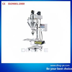Semi-Automatic Screw Powder Filling Machine (DYTX-30A) pictures & photos