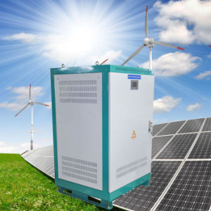 80kw/100kw 300-700V Input 3 Phase Inversor- Low Frequency PV Inverter pictures & photos