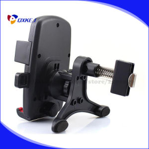 180 Degree Universal Car Windshield Mount Car Air Conditioner Outlet Cell Phone Holder Bracket Stands for GPS Mobile Phone pictures & photos