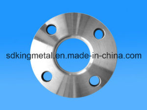 Pn40 Forged Stainless Steel Plate FF Flange pictures & photos