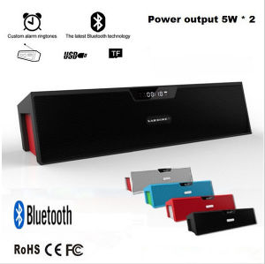 10W Powerful Bluetooth Stereo Music Speaker Handsfree Speakerphone
