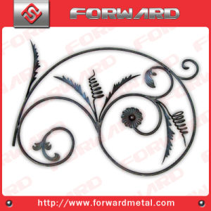 Ornamental Wrought Iron Rosettes pictures & photos