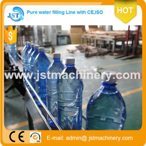 Complete Pet Bottle Water Bottling Production Plant pictures & photos