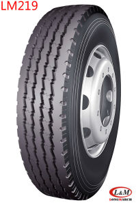 Roadlux Steer/ Trailer on Road Service Radial Truck Tire (LM219) pictures & photos