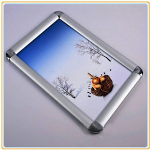 A1 A2 A3 A4 Front Loading Aluminum Snap Frame/Poster Frame pictures & photos
