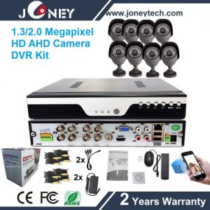 Outdoor HD 960p 8CH Ahd Kit 8channel Ahd DVR Kit pictures & photos