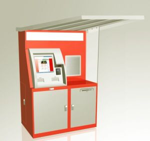 Self-Service Touch Screen Parcel Delivering Kiosk pictures & photos