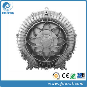 Kw Three Phase High Pressure Hot Air Drying Blower Water Treatment Aquaculture Vacuum Pump
