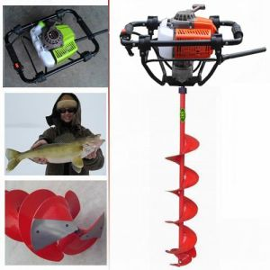 65cc Quick-Stop Fishing Ice Drill /Ice Augers pictures & photos