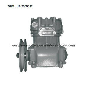 16-3509012 Air Compressor for Truck pictures & photos