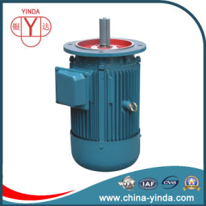 CE 0.55 ~ 200kw Tefc ~IP55 Three Phase Motor, Aysnchronous Motor, Electric Motor pictures & photos