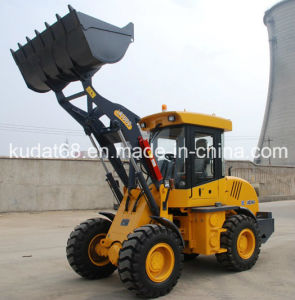 1600kgs 4WD Front End Loaders (LW168G) pictures & photos