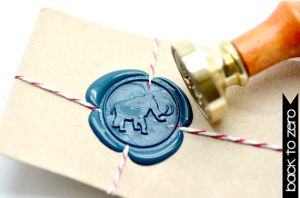 Bronze Wax Seal Stamp pictures & photos